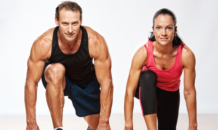 Body by Buck - Stallings: One Month of Unlimited Boot-Camp Classes for One or Two People at Body by Buck (Up to 77% Off)