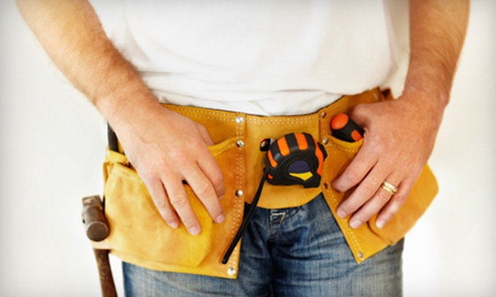 Renovation MD - Lawrence: Two or Four Hours of Handyman Services from Renovation MD (Up to 55% Off)