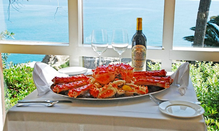 Crab Catcher - La Jolla Village: $60 for $100 Worth of Upscale Seafood at Crab Catcher
