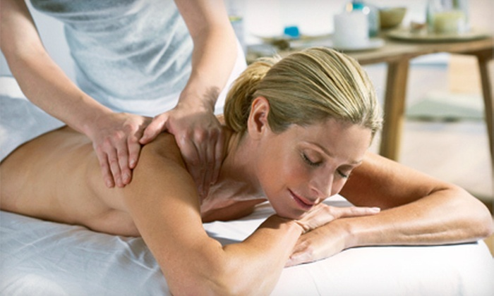 EBS Salon & Spa - Cinco Ranch: One or Two 60-Minute Massages at EBS Salon & Spa (Up to 63% Off)