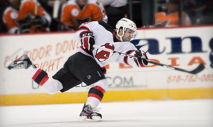 Albany Devils vs. Hershey Bears - Boardwalk Hall: Hershey Bears Hockey Game Against Albany Devils at Boardwalk Hall in Atlantic City on February 24 (Up to 53% Off)