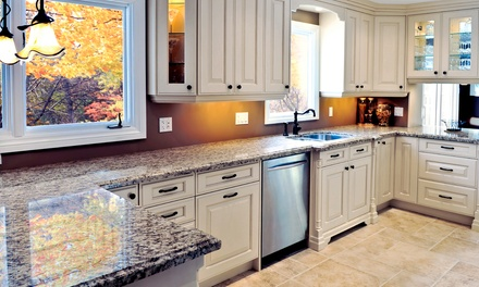 Granite Or Quartz Countertops   Ultimate Stone | Groupon
