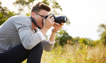 Three-Hour Photography Class at Live Wonderful (51% Off)