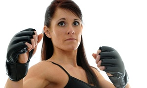 CKO Kickboxing: 5 or 10 Classes at CKO Kickboxing (Up to 78% Off)