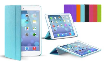 Funda plegable para iPad con accesorios