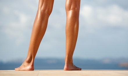 One or Three Custom Spray Tans at Exotic Image Tanning & Massage Spa (Up to 46% Off)
