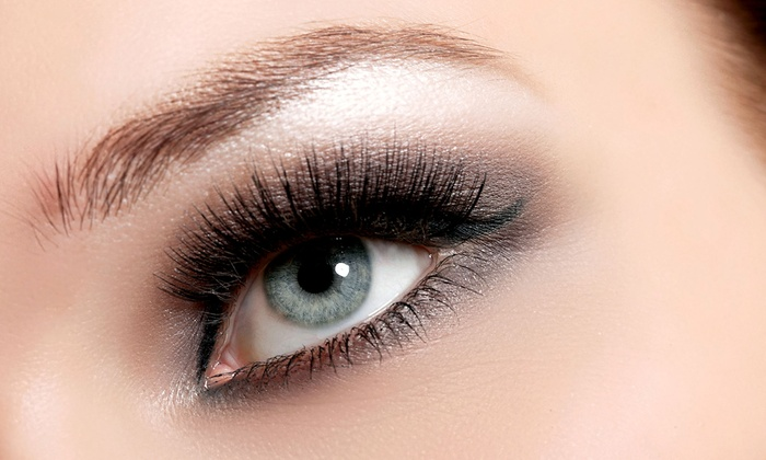 Entice Lashes - Salt Lake City: Full Set of Customizable Eyelash Extensions with Option for One Fill at Entice Lashes (Up to 51% Off)