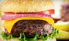Swans Brewpub - Downtown: Pub Burgers or Sandwiches for Two or Four at Swans Brewpub (Up to 55% Off). Four Options Available.