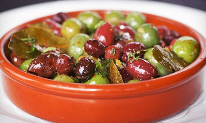 Troya - Inner Richmond: $20 for $40 Worth of Turkish-Mediterranean Cuisine at Troya
