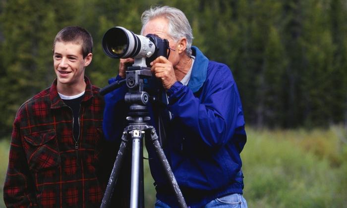 Heardartsllc - Atlanta: 60-Minute Outdoor Photo Shoot with Digital Images from HeardArtsLLC (80% Off)