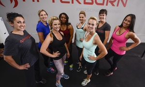 Afterburn Personal Training: Up to 84% Off bootcamp at Afterburn Personal Training