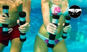 Acquachiara Piscina Cava De' Tirreni: Ingressi nuoto o acquagym alla piscina Acquachiara Cava de' Tirreni