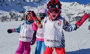 AB Active: 2-dniowy kurs jazdy na nartach lub snowboardzie (64,90 zł) albo kurs indywidualny (59,99 zł) z AB Active (do -59%)