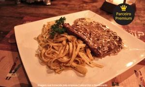 Cafezal Bar e Restaurante: Cafezal Bar e Restaurante – Cambuí: jantar romântico com sobremesa para 2 pessoas