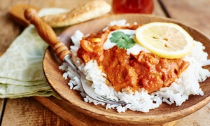 Dinajpur: Indian Meal with Rice or Naan and Cobra Beer for Up to Four at Dinajpur (Up to 41% off)