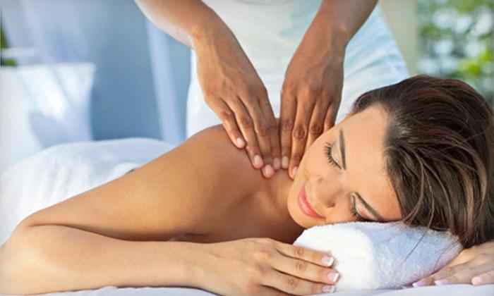 Shear Style Salon and Spa - 4: 60- or 90-Minute Swedish Massage at Shear Style Salon and Spa (Up to 53% Off)