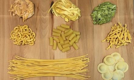 Curso de cocina italiana a elegir para 1 o 2 personas desde 14,95 € en Come in Casa, Bar & Gastro Gourmet Italiano