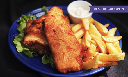 $17 for $30 Worth of Creole Fare at Fat Fish Blue in Perrysburg
