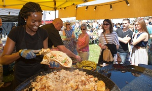 Foodies Festival: Foodies Festival Tickets for Up to Four Adults, 3-5 June at Cannon Hill Park (Up to 54% Off)