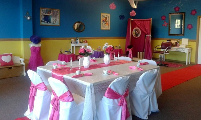 Tutus, top hats, & Tea - Covington: Children's Spa or Princess Party for Up to Five, Six, or Eight at Tutus, top hats, & Tea (Up to 56% Off)