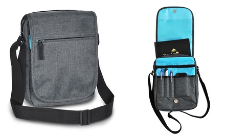 Everest Canvas Tablet Utility Bag