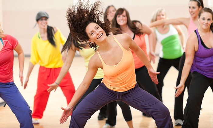 Zumba Kam @ The Ball NY - Multiple Locations: Up to 68% Off Zumba Dance Classes at Zumba Kam @ The Ball NY