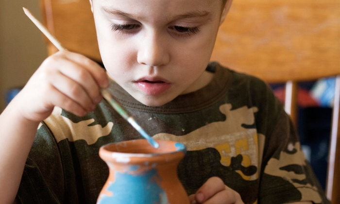 Color Me Mine - Fairfax: Ceramics Painting for Two or Four at Color Me Mine (Up to 52% Off)