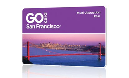 image for Go San Francisco Card: One or Two-Day Pass to 25+ Attractions, <strong>Aquarium</strong> of the Bay & More (Up to 55% off gate prices)