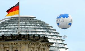 Air Service: 1 Ticket für den Berlin Weltballon Fesselballon in Mitte vom Air Service Berlin für 19,90 €