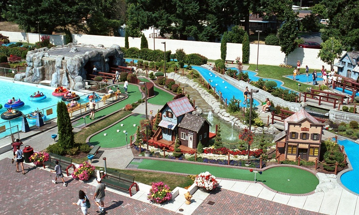 Wilsonville Family Fun Center & Bullwinkle's Restaurant - Wilsonville Family Fun Center & Bullwinkles Restaurant: $20 for One Extreme Day Pass at Wilsonville Family Fun Center & Bullwinkle's Restaurant ($33 Value)