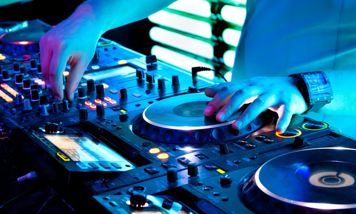 Dj Mc White - Tampa Bay Area: Four Hours of DJ Services and Lighting from DJ MC White (45% Off)