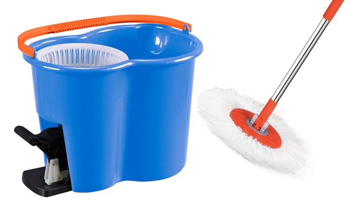 Cyclonic Spin Mop: $28.99 for a Cyclonic Spin Mop ($40 List Price). Free Shipping and Returns.