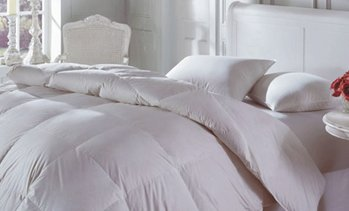 Feather and Down Duvet