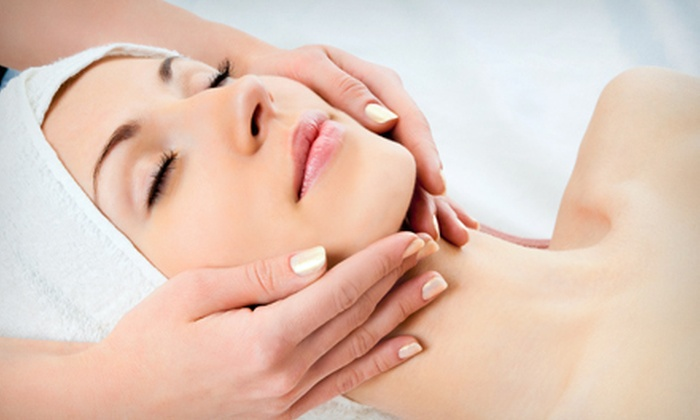 Belleza Salon & Spa - Belleza Spa and Salon: One or Three Microdermabrasion Treatments with Five-Area Massages at Belleza Salon & Spa (Up to 72% Off)