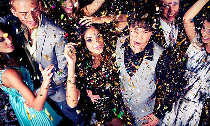 Rockin' New Year's Eve - Downtown: Rockin' New Year's Eve Party for Two or Four at Boise Centre at 8 p.m. (Half Off)