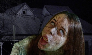 West Deer Nightmare: Haunted-House Visit for Two, Four, or Six to West Deer Nightmare (Up to 40% Off)