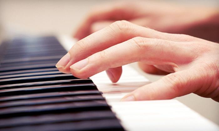 Edmonton Music Studios - Kernohan: $49 for Four Music Lessons During One Month at Edmonton Music Studios ($100 Value)