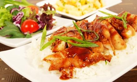 Buffet asiatique à volonté pour 2 ou 4 personnes le midi dès 19,90 € au restaurant Chinatown