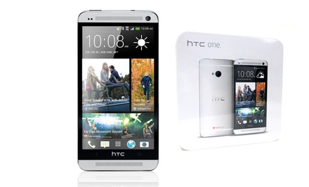HTC One M7 32GB LTE (GSM Unlocked) Smartphone