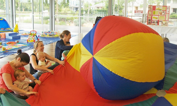 5 Baby Sensory Learning Classes - Baby Sensory The Hills and Ryde ...