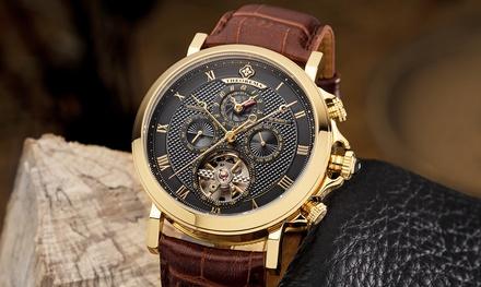 Orologio uomo Pionier modello Theorema disponibili in 5
