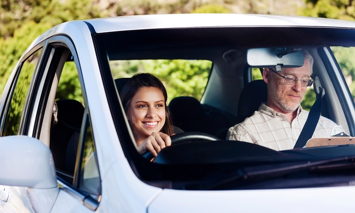 New Life Driving School - Central Jersey: $33 for a 60-Minute Private Driving Lesson and Pre-Licensing Course from New Life Driving School (45% Off)