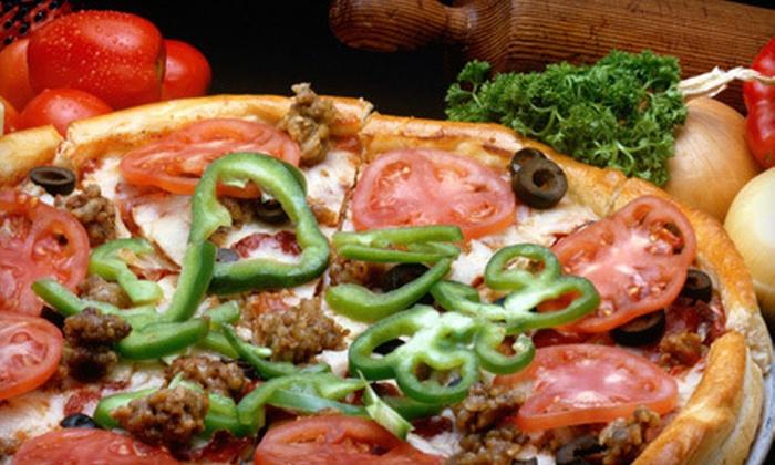 Mauro's Pizza & Pasta - Fairfax: $20 Worth of Pizza and Pasta