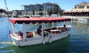 Voyagers Rentals: Two- or Three-Hour Boat Rental on Weekends or Weekdays from Voyagers Rentals (Up to 63% Off)
