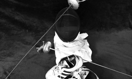 $70 for $199 Worth of Fencing Lessons — Cannon Fencing Academy LLC