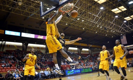 Canton Charge (Cleveland Cavaliers Affiliate) NBA D-League Game at Canton Civic Center on January 30 (Up to 59% Off)