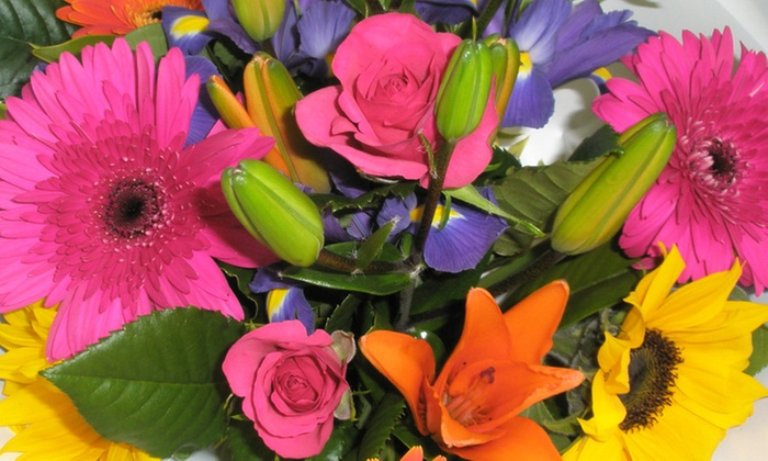 The Chocolate Rose - Pasadena: $17 for $30 Toward Flowers and Plants at The Chocolate Rose