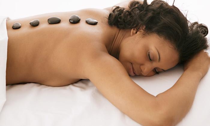 Sara Bragdon Massage at Jessie's Hair Studio - Warren: One or Three Basic or Hot Stone Massages at Jessie's Hair Studio (Up to 53% Off)