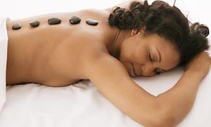 Sara Bragdon Massage at Jessie's Hair Studio: One or Three Basic or Hot Stone Massages at Jessie's Hair Studio (Up to 58% Off)