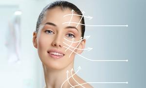 Tratamiento facial antiedad con 10 o 20 hilos tensores y mesoterapia con vitamina C desde 94 € en 2 centros a elegir